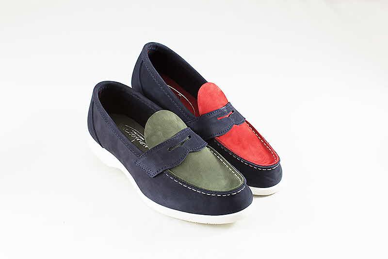 Aurlandskoen maritime sko
